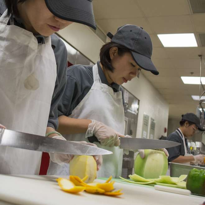 Penn State Hospitality Instructors Train Visiting Vietnamese Faculty
