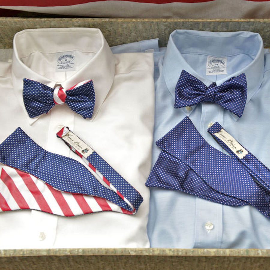 Penn State Students Create One Of A Kind Bow Tie Business