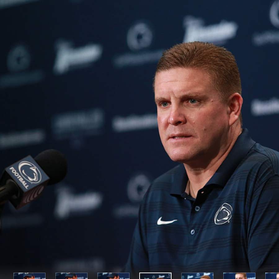 Penn State Football: Shoop And Hackenberg Make Unlikely, But Productive Couple