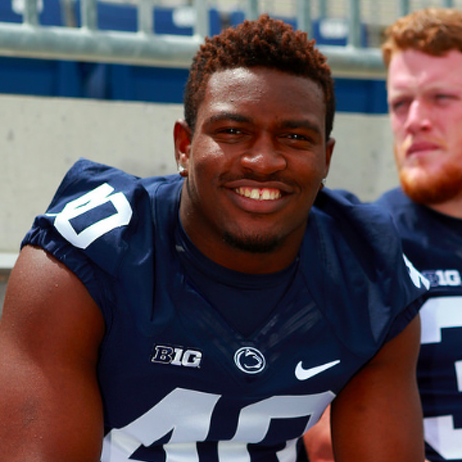 Penn State Football: Surprisingly Friendly, Jason Cabinda No Less Talented As He Takes Over New Role