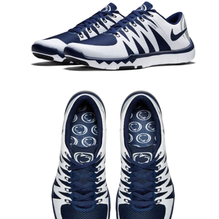 Penn State Football: Nittany Lions One Of 13 Schools For Nike Shoe Collection