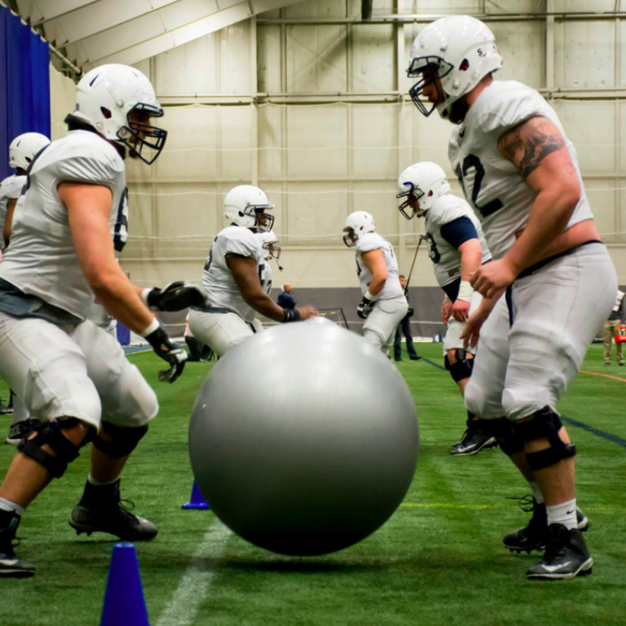 Penn State Football: Left Tackle An Urgent Question With No Good Answer As Camp Continues