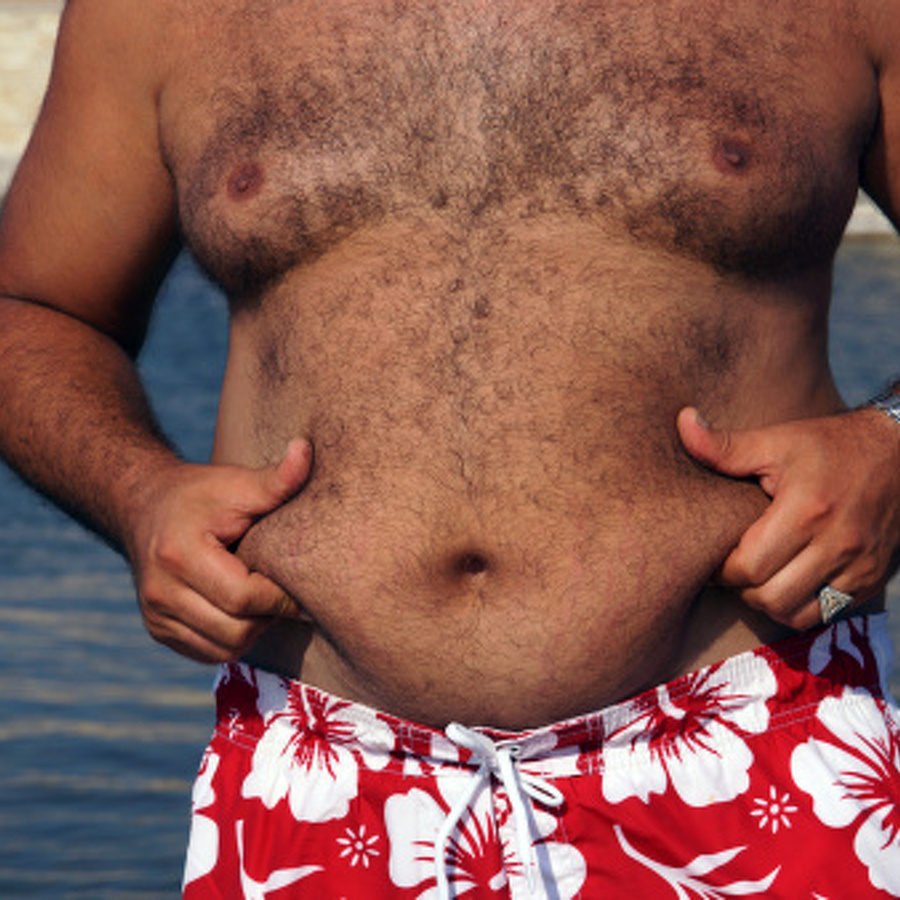 Beach Body: How Vacationing Shed a New Light on Obesity