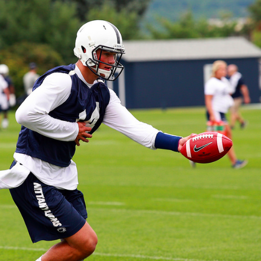 Penn State Football: New Ball, New Feel For Nittany Lions