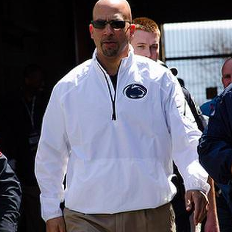 Penn State Football: Franklin Crashes Blue Band Practice With Snare Drum