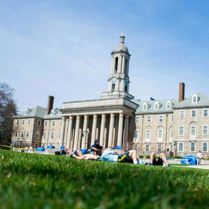 Penn State Ranks Among Most Sought-After Colleges for High School Seniors
