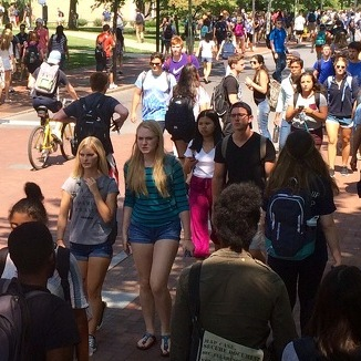 New Penn State Semester Brings Conflicting Emotions for Students & Professors