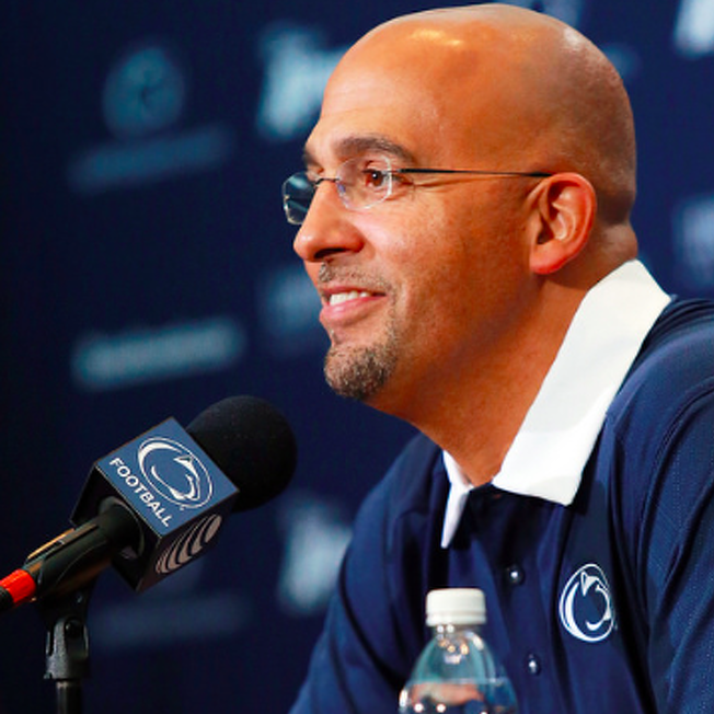 Penn State Football: James Franklin Press Conference Bulletpoints
