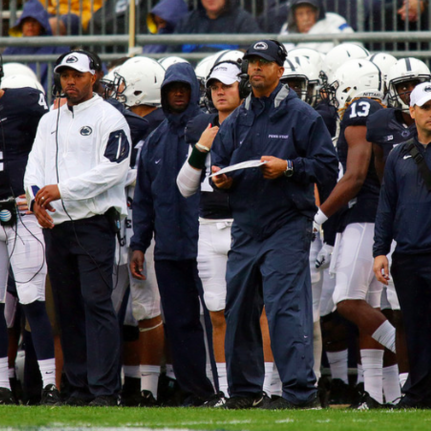 Penn State Football: Gulla Rises To Occasion As Special Teams Shine