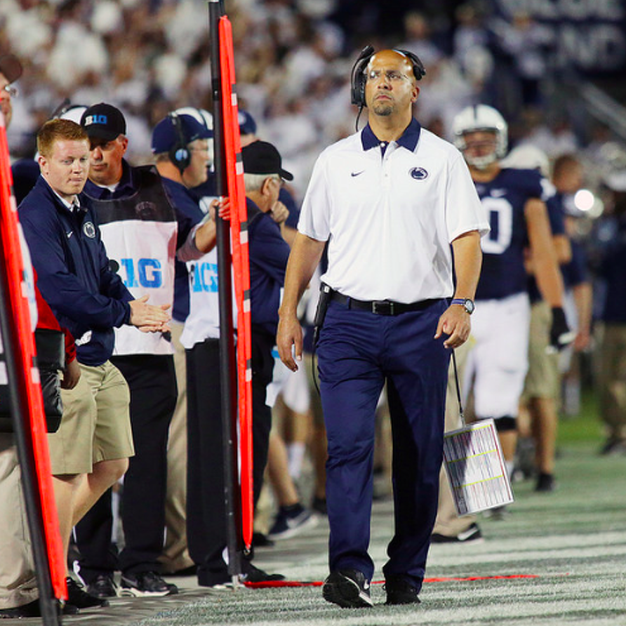 Penn State Football: Franklin Responds To Compliance Concerns