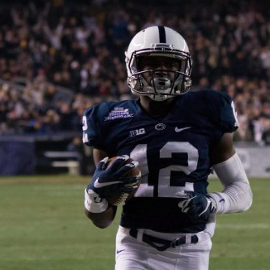 Penn State Football: Receiver Chris Godwin Rides Around On Drifting Board