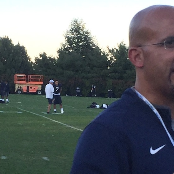 Penn State Football: Veteran Assistant Coaches Have James Franklin's Back