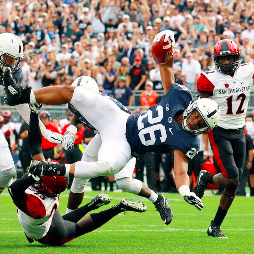 Penn State Football: Nittany Lions Push Past SDSU 37-21