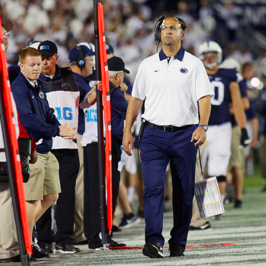 Penn State Football: After Going Green, Johnson's Redshirt Status Up In Air