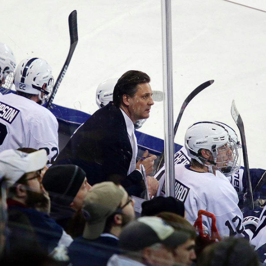 Penn State Hockey: Gadowsky Set To Embark On Latest Chapter