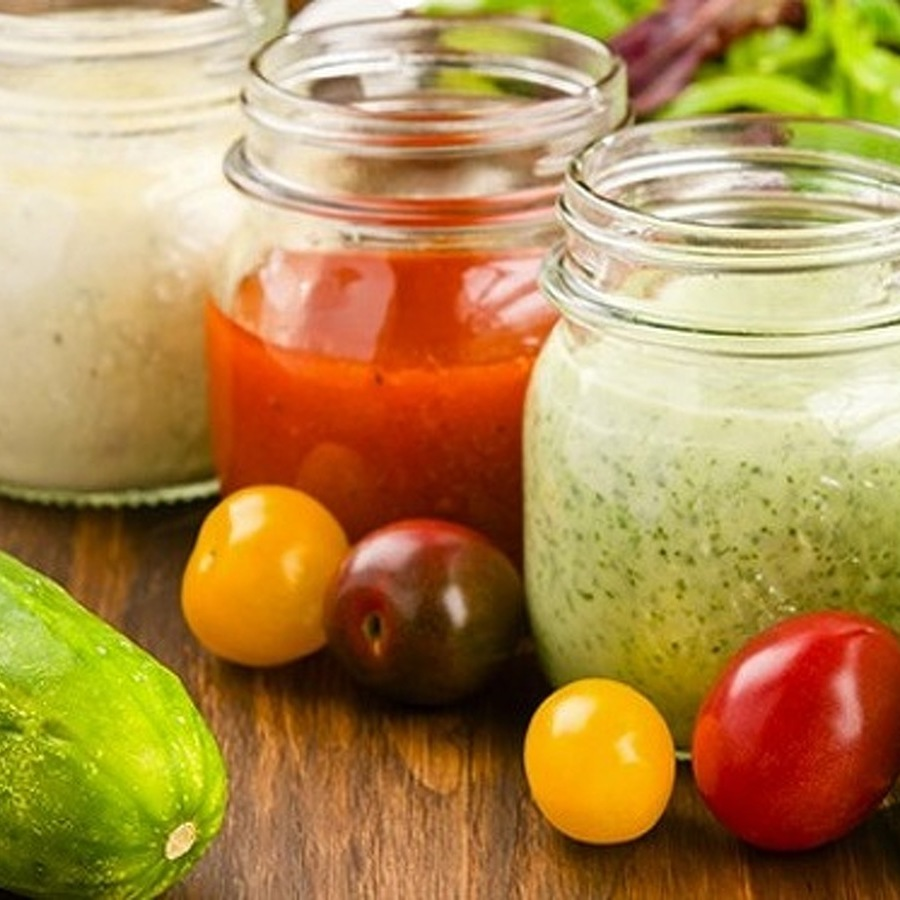Blonde Cucina: Create Your Own Salad Dressings