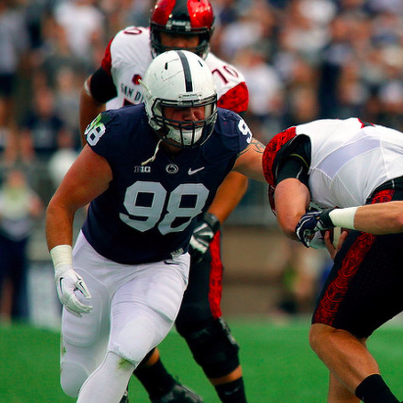 Penn State Football: Anthony Zettel Reflects, And Moves Forward From Father's Death