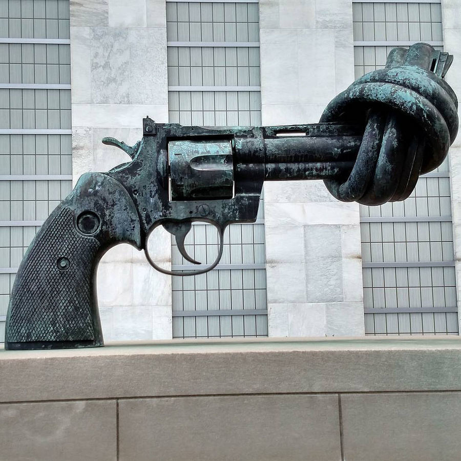(Seemingly) Good News: It's Illegal to Carry a Loaded Gun on Campus