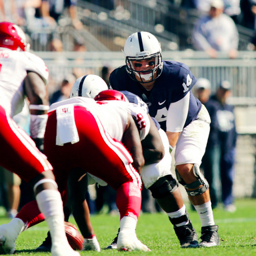 Penn State Football: Hackenberg Gets Some Swagger Back In Win