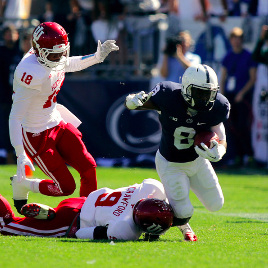 Penn State Football: Minutes 30-45 Perhaps The Most Important This Weekend