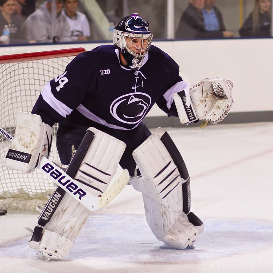 Penn State Hockey: McAdam Sets Sights On Turning Potential Into Results