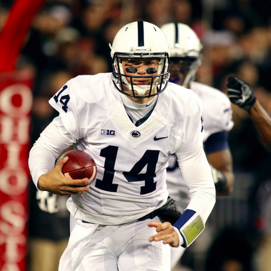Ben State Football: Hackenberg Legacy Doesn't Need To Be Complicated