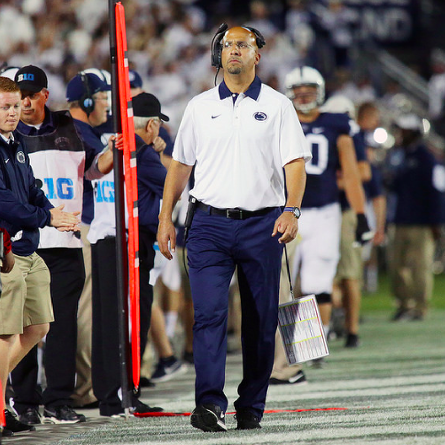 Penn State Football: Franklin Clarifies Role In Offense