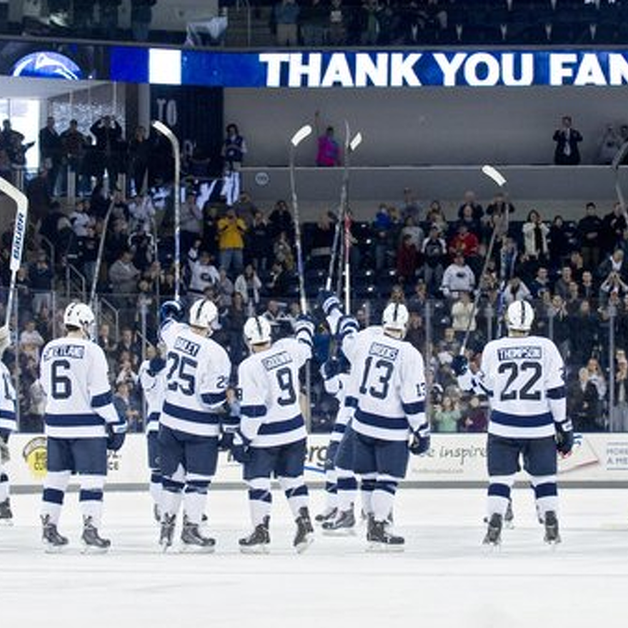 Penn State Hockey: Nittany Lions Set For Weekend Series Against AIC