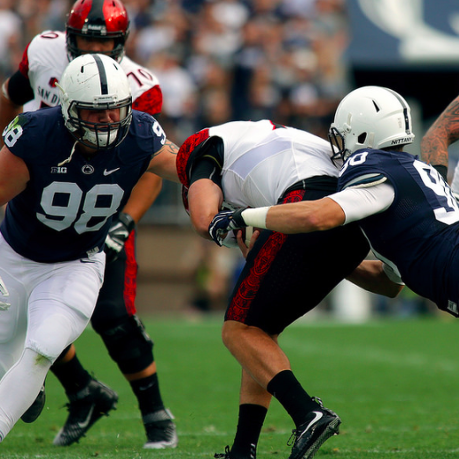 Penn State Football: Game Note Highlights: Illinois