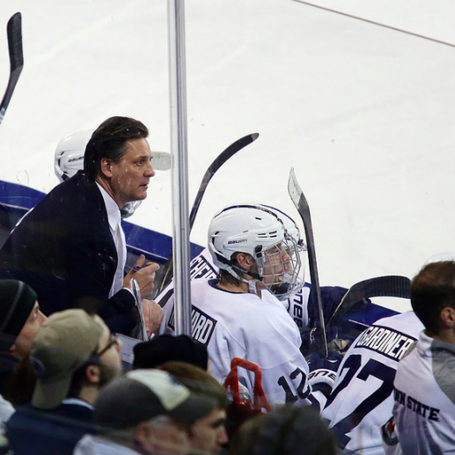 Penn State Hockey: Big Series Starts Thursday As Nittany Lions Host No. 16 St. Lawrence