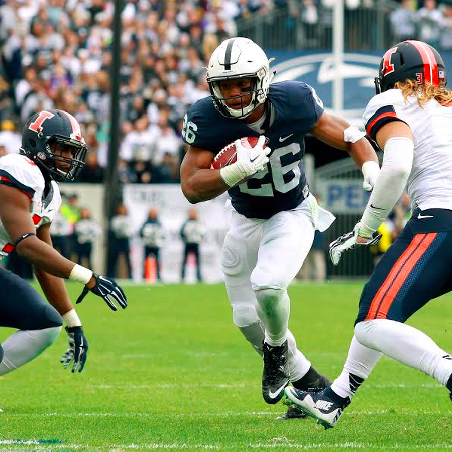 Penn State Football: Nittany Lions Smother Illini 39-0