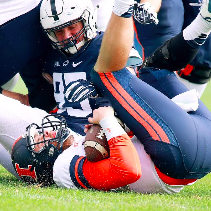 Penn State Football: Handing Out The Grades Following A 39-0 Win Over Illinois