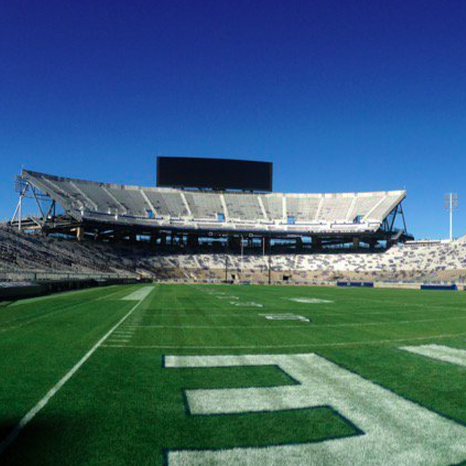 Penn State Football: Franklin Touches On Beaver Stadium Capacity