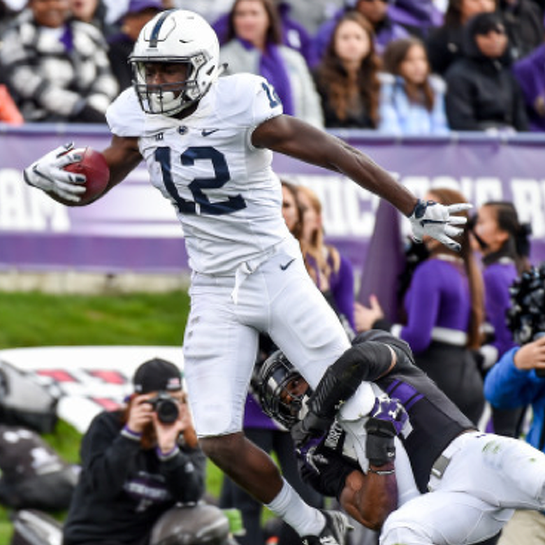 No Offense, But Penn State Goes All-in On Barkley and Godwin