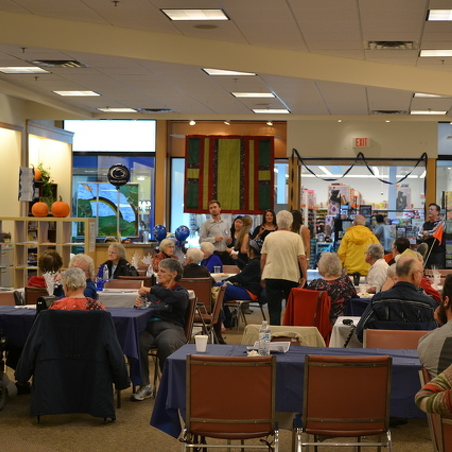 Participation Increases at Senior Center's New Location