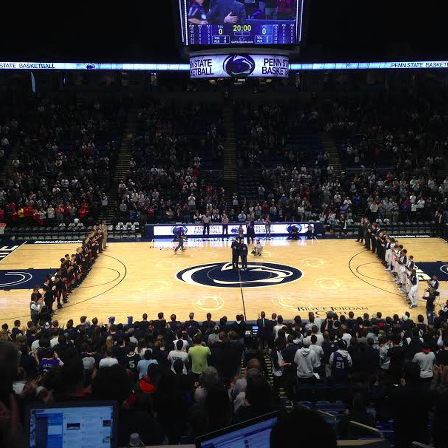 Penn State Basketball: Nittany Lions Too Much For VMI As Nittany Lions Win 62-50