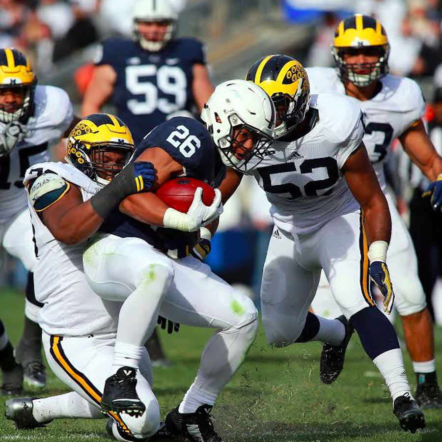Penn State Football: Nittany Lions Struggle In 28-16 Loss To Michigan