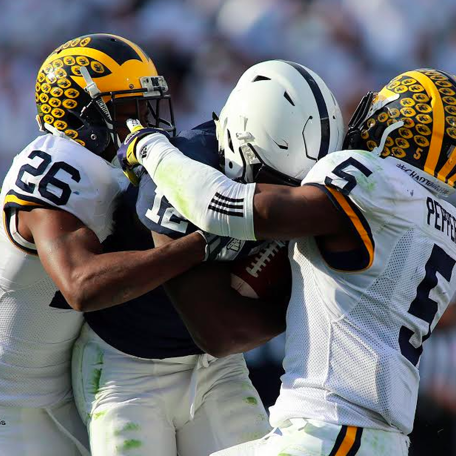 Penn State Football: Handing Out The Grades Following Loss To Michigan