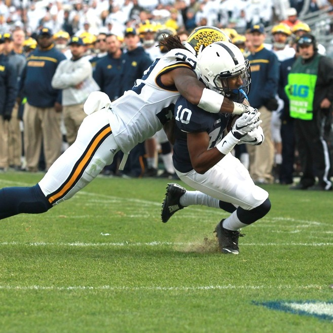 Penn State's Red Zone Woes Lead to Field Goals, Not TD's