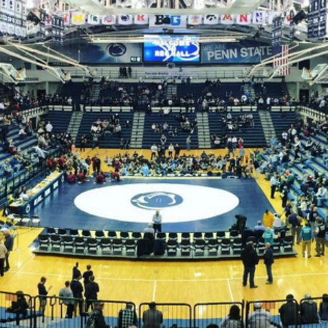 Attention to Detail: Penn State Wrestler Jason Nolf