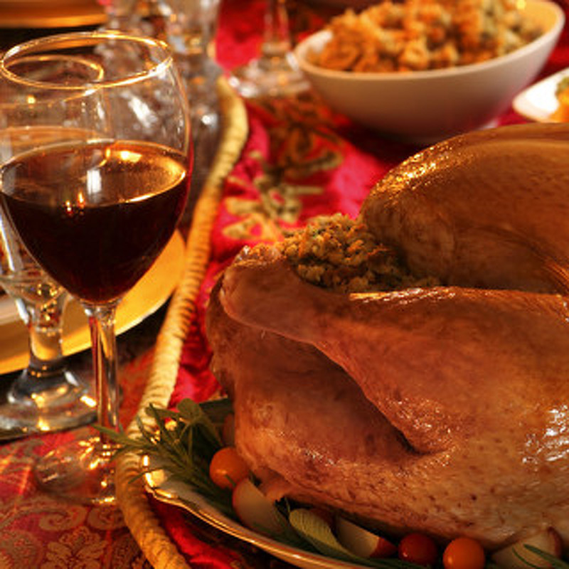 Blonde Cucina: Thanksgiving is What You Make It