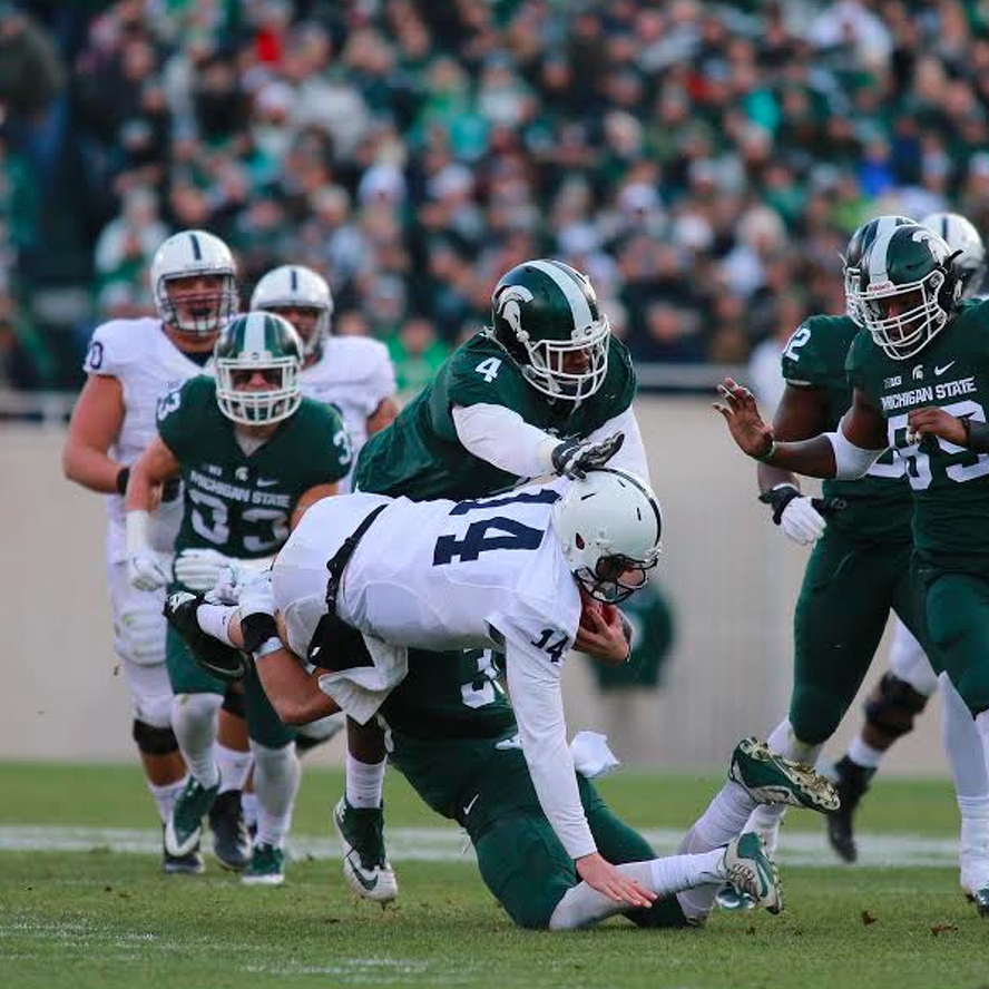 Penn State Football: Handing Out The Grades Following Loss To Michigan State