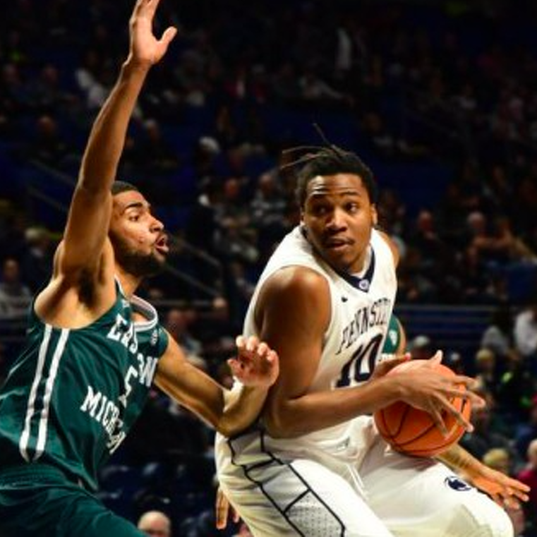 Penn State Basketball: Nittany Lions Shoot Past Eastern Michigan 81-70