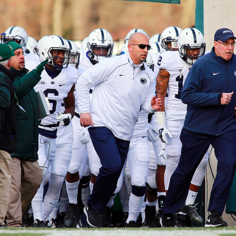 Penn State Football: Franklin Hopeful To Wrap Up Offensive Coordinator Search