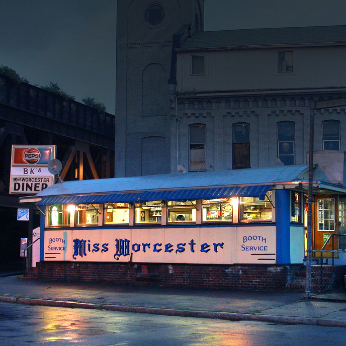 Fong photography show highlights vintage diners