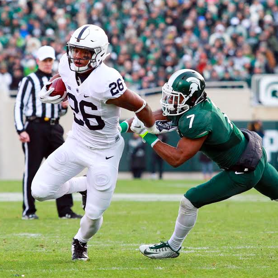 Penn State Football: Barkley Picks Up USA Today All-Freshman Honors