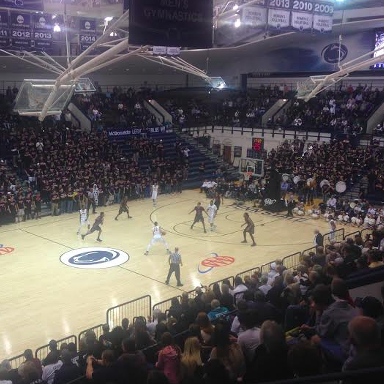 Penn State Basketball: Nittany Lions Grind Out 54-50 Win