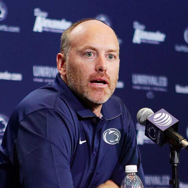 Penn State Football: What James Franklin Should Do With Joe Moorhead That He Didn't Do With John Donovan