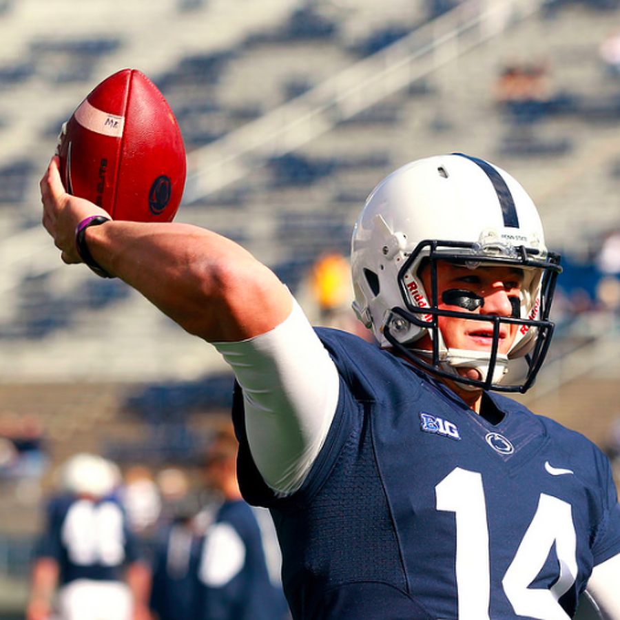 Penn State Football: Franklin Seemingly Tips Hand With Hackenberg Decision