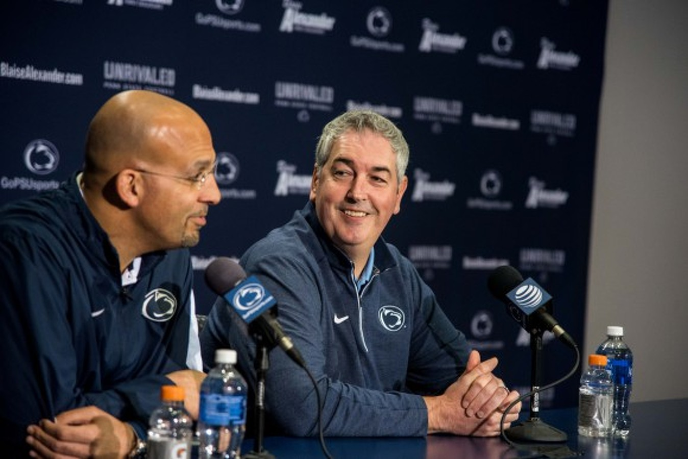 State College, PA - Penn State Football: James Franklin ...